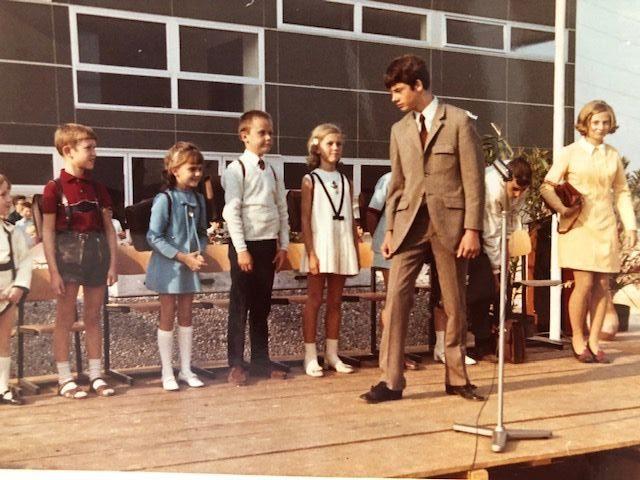 Unsere Schule feiert 50-jähriges Bestehen