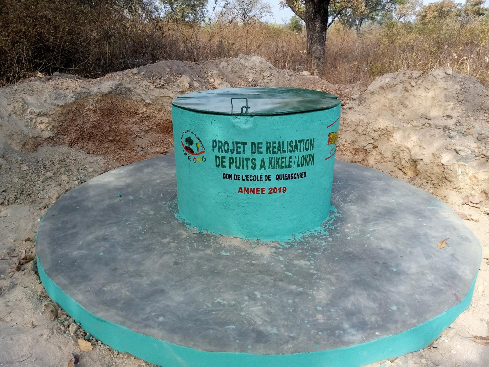 Projekt Wasser der KLassen 8